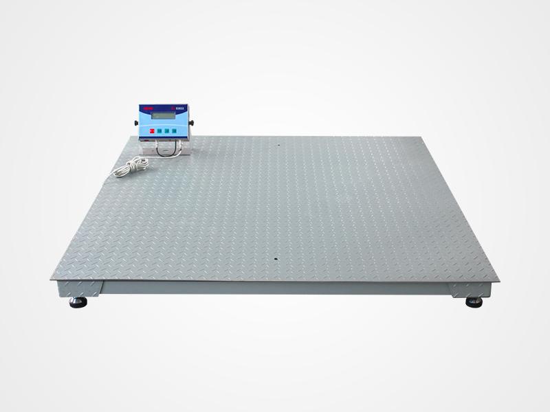 Explosion-proof bench scale (small scale)